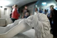 Tentoonstelling Armed And Relatively Dangerous van Thom Puckey in het Kunstfort bij Vijfhuizen.