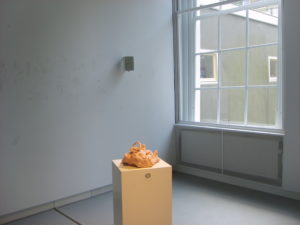 Ieva Miseviĉiūė, There is no stoping this institution, 2014