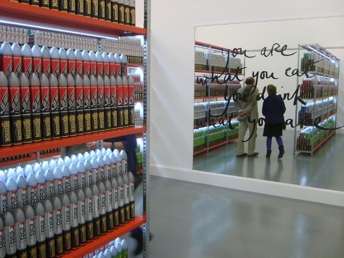 consumptie Van Abbe Museum 2014