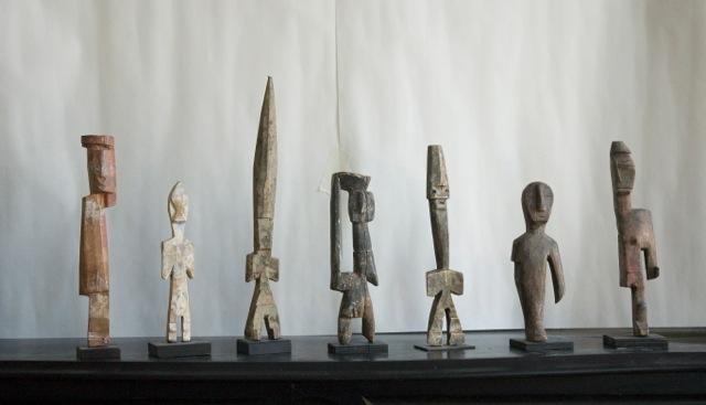 Ada of Adan figuren Togo 18-31 cm. hoog