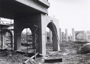 CornelisLelyLaan in aanbouw